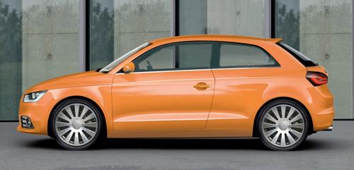 a1-4 & Audi A1. 3-door. u2013 DesignApplause