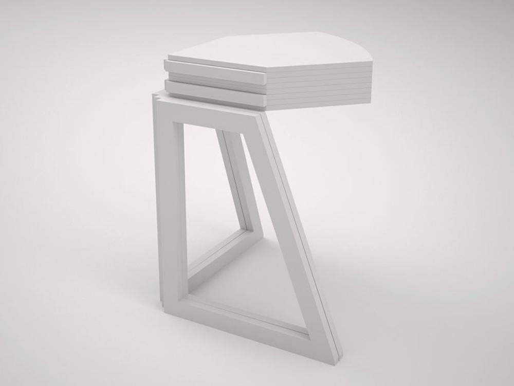 3 in 1 Folding Furniture DesignApplause