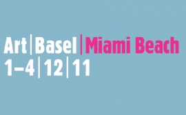 Art positions. Art basel miami beach 2011.