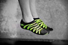 360 barefoot running shoe. Zemgear.