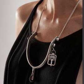 Jewelry designer alina alamorean.
