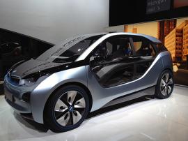 Three concepts. Detroit auto 2012.