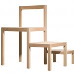 Designapplause interview with designer cecilie manz - Chaise bois design ...