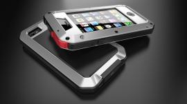 Lunatik taktik case for iphone by minimal.