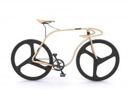 Thonet concept bike. Andy martin.