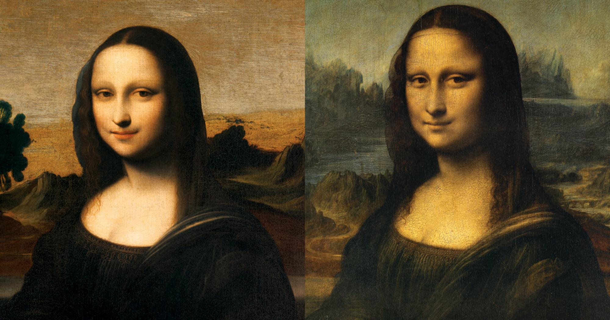 an analysis of mona lisa a painting by leonardo davinci