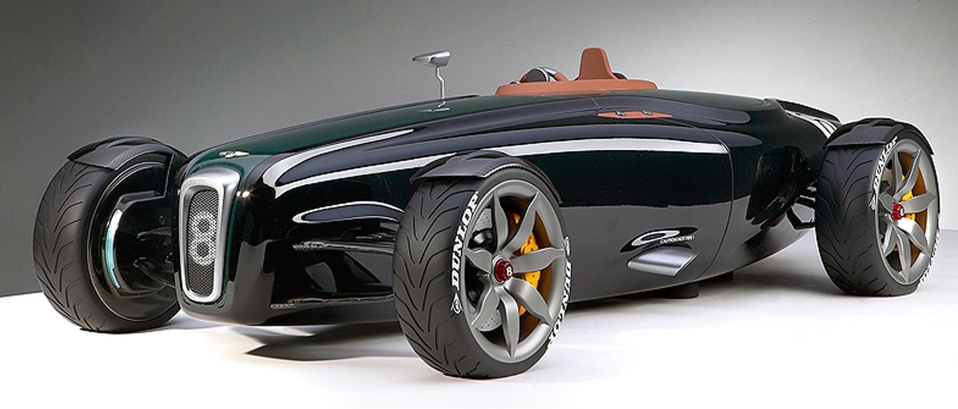 Bentley Barnato Roadster Concept Designapplause