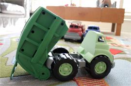 Green toys. Designer gifts 2013.