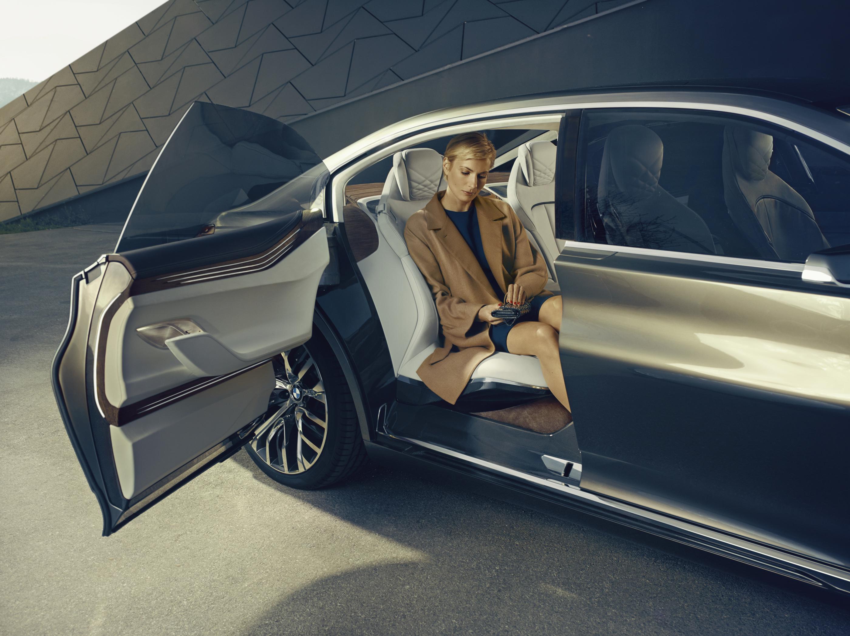 Bmw Vision Future Luxury 2014 Beijing Auto Show Designapplause