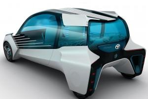 toyota unveils fcv plus hydrogen concept.
