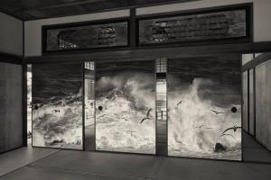 japanese fusuma photography by kenji wakasugi. ippodo gallery tokyo – ny.