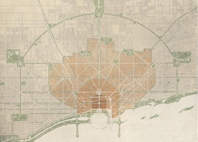 100 years. daniel burnham. chicago.