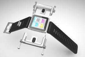 Tiktok+lunatik. Nano wristwatch.