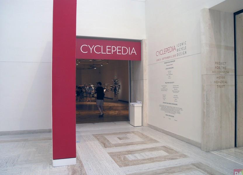 Cyclepedia. Portland museum.