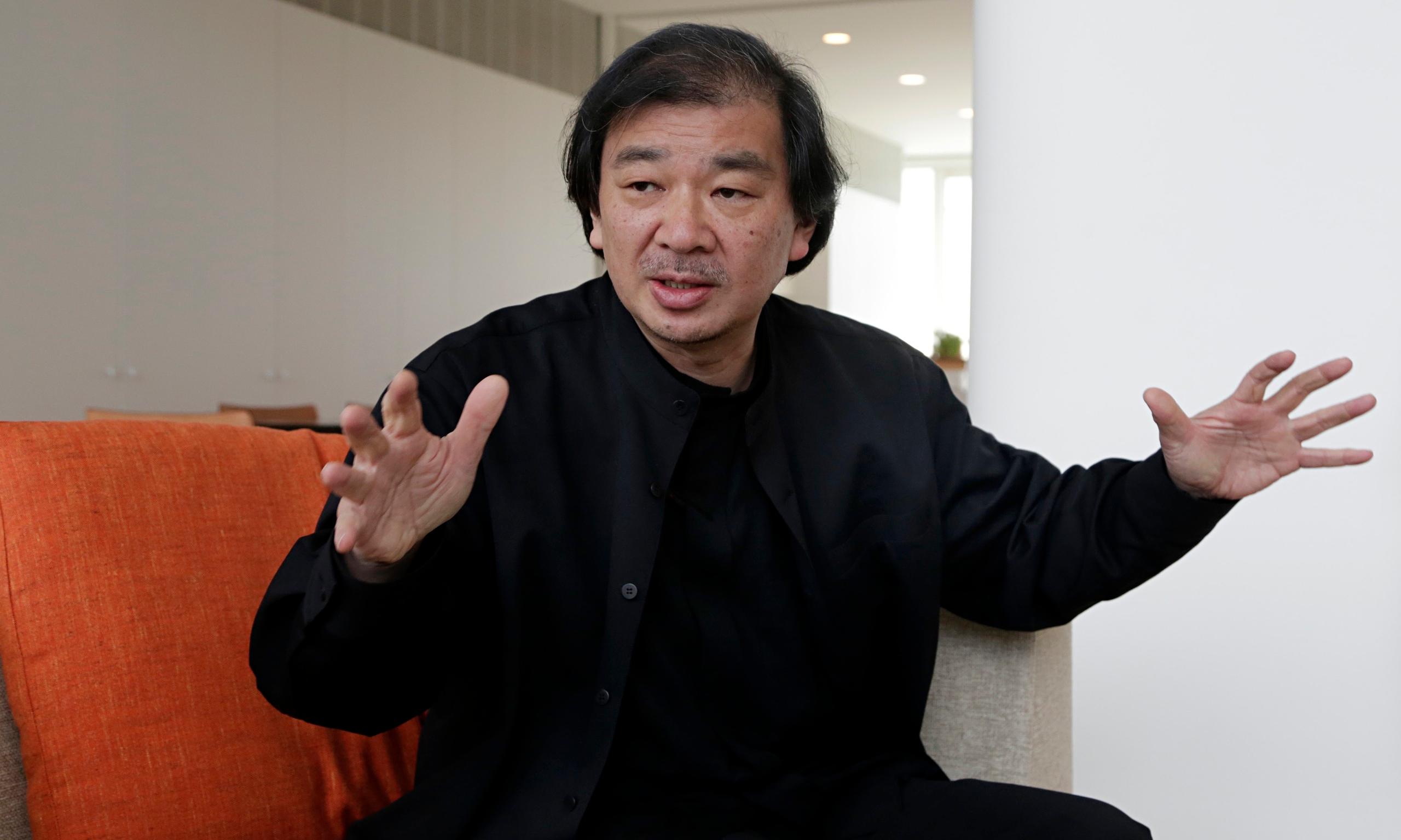 2014 pritzker architectural prize: shigeru ban.