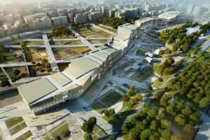 the yenikapi project. peter eisenman & aytac architects.