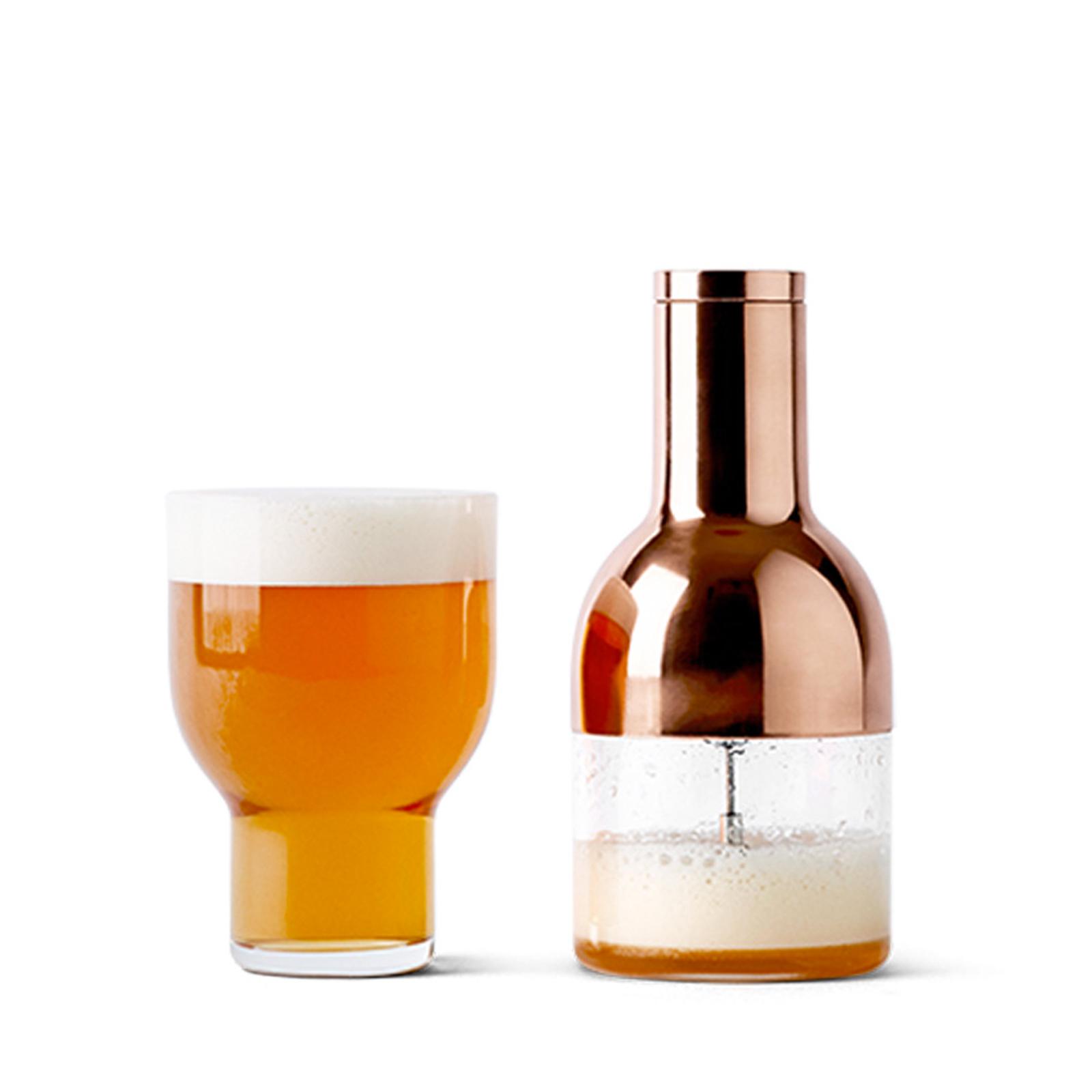 beer champagne martini. designer gifts 2014.