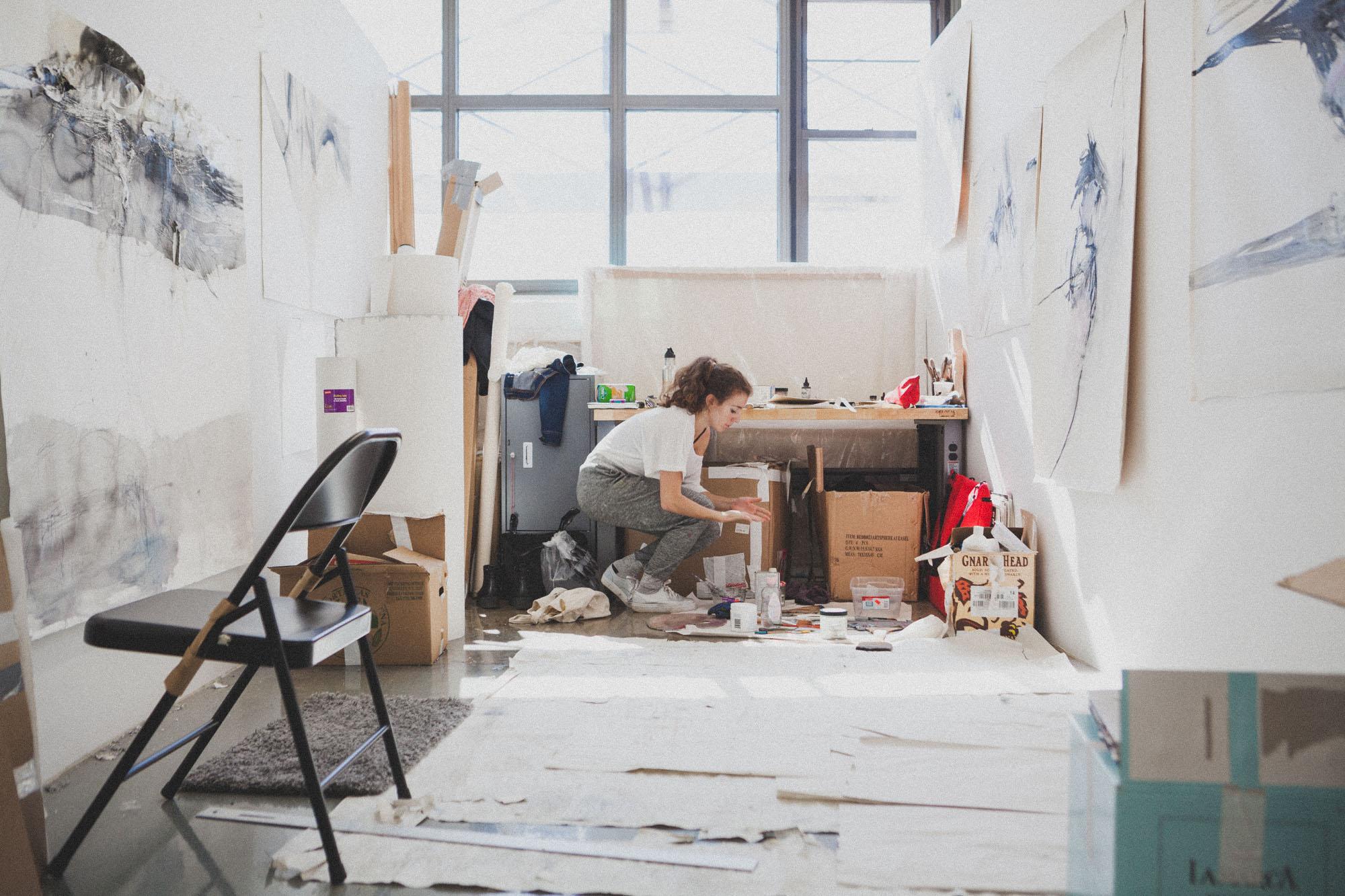 On Saturday, November 12 Pratt Institute Will Host Its Annual Open Studios  In The New Pfizer Building Location Of Its M.f.a. Program In Fine Arts, ...