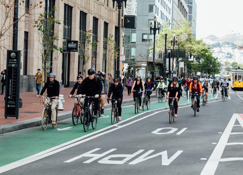 commuters lose transit, parking, biking benefits in gop tax reform bill.